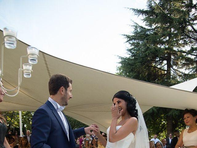 Il matrimonio di Luca e Amina a Coccaglio, Brescia 151