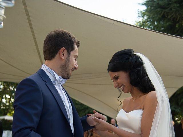 Il matrimonio di Luca e Amina a Coccaglio, Brescia 152