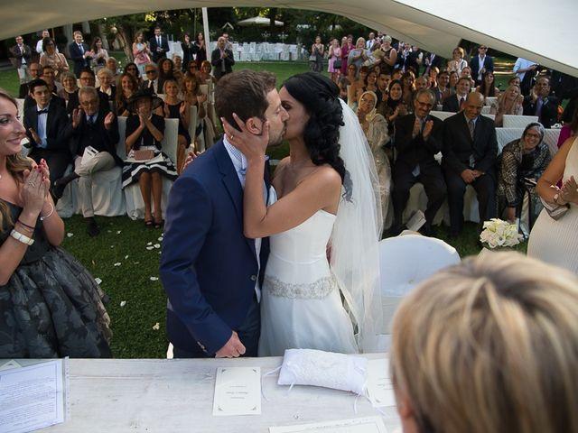Il matrimonio di Luca e Amina a Coccaglio, Brescia 188