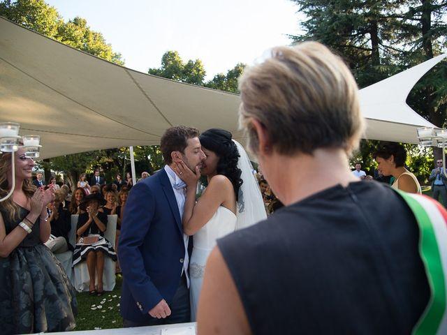Il matrimonio di Luca e Amina a Coccaglio, Brescia 159