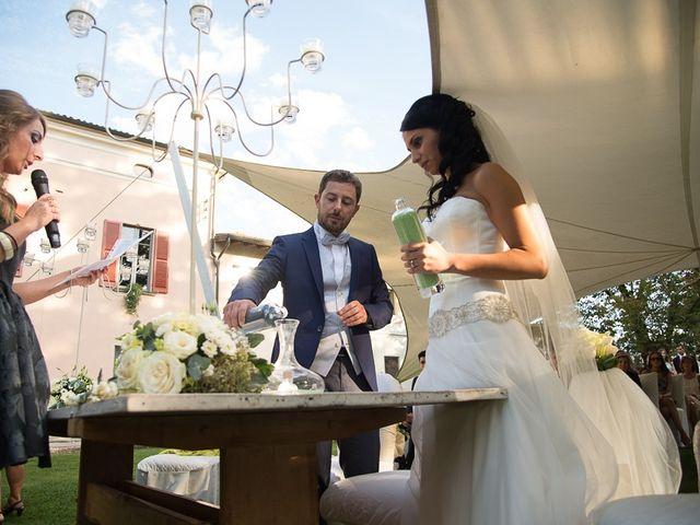 Il matrimonio di Luca e Amina a Coccaglio, Brescia 137