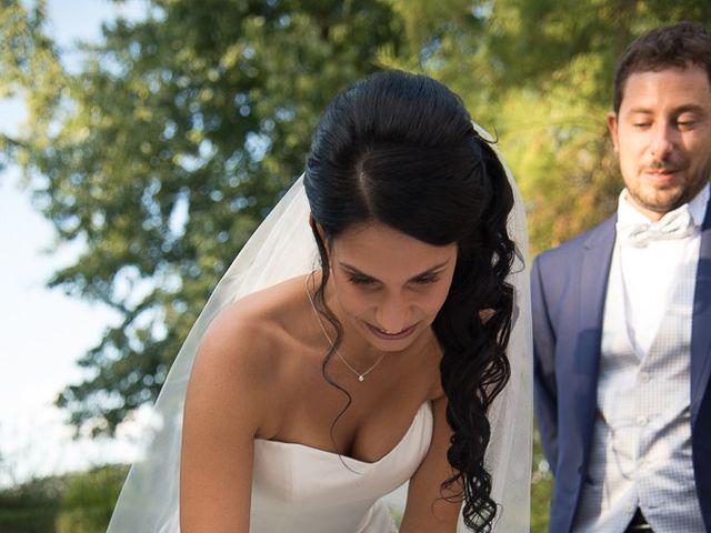 Il matrimonio di Luca e Amina a Coccaglio, Brescia 178