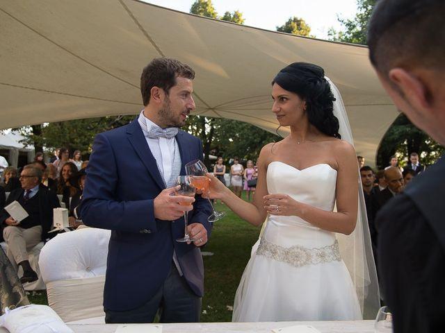 Il matrimonio di Luca e Amina a Coccaglio, Brescia 158