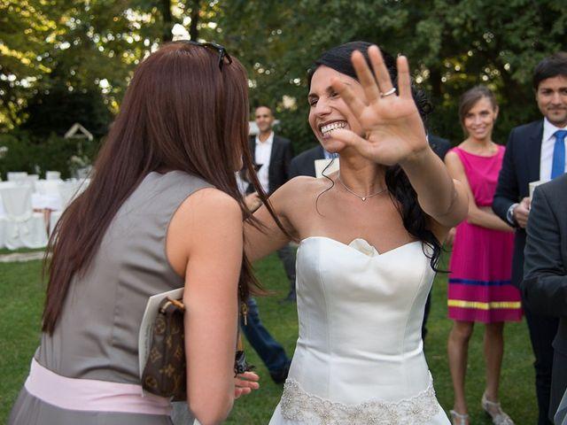 Il matrimonio di Luca e Amina a Coccaglio, Brescia 211