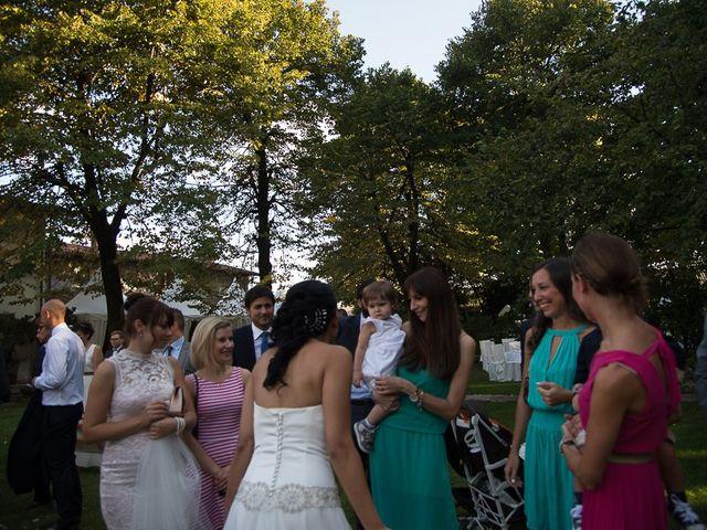 Il matrimonio di Luca e Amina a Coccaglio, Brescia 199