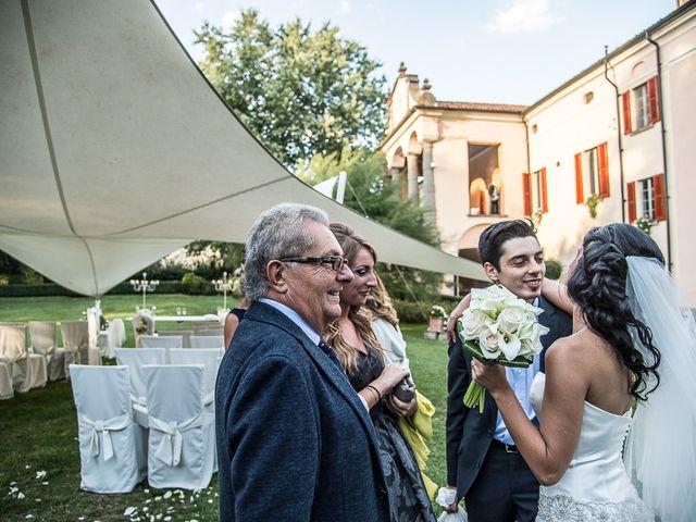 Il matrimonio di Luca e Amina a Coccaglio, Brescia 205