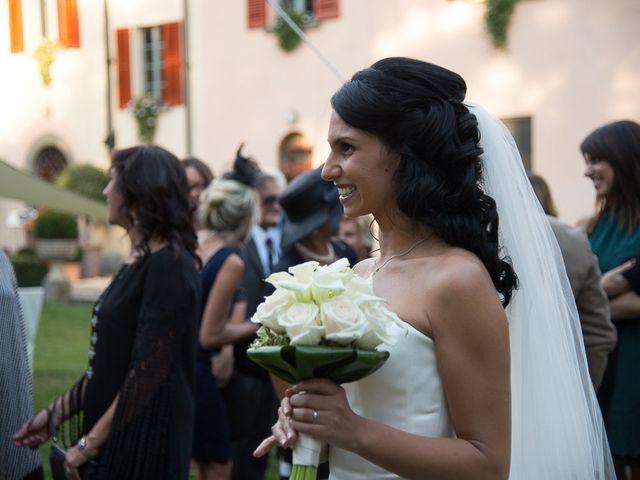 Il matrimonio di Luca e Amina a Coccaglio, Brescia 197