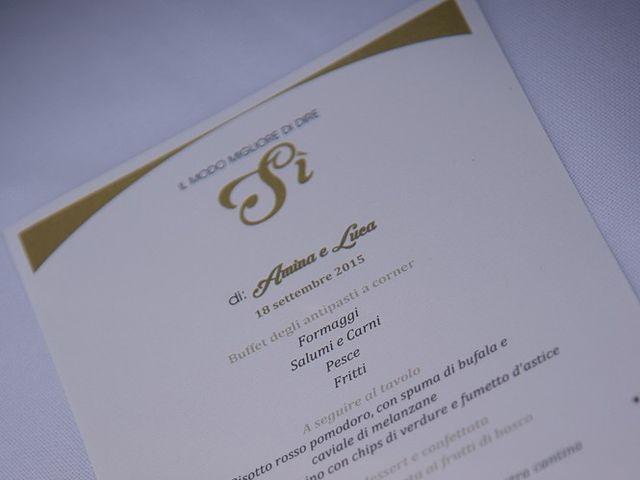 Il matrimonio di Luca e Amina a Coccaglio, Brescia 242