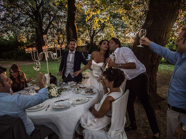 Il matrimonio di Luca e Amina a Coccaglio, Brescia 239