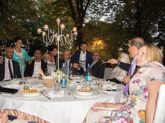 Il matrimonio di Luca e Amina a Coccaglio, Brescia 237