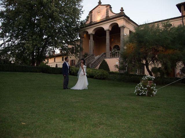 Il matrimonio di Luca e Amina a Coccaglio, Brescia 269