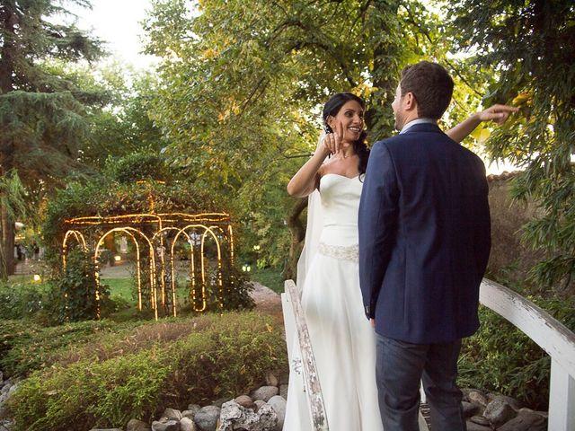 Il matrimonio di Luca e Amina a Coccaglio, Brescia 271