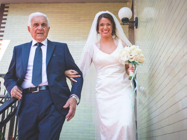 Il matrimonio di Fabio e Beatrice a Novara, Novara 9
