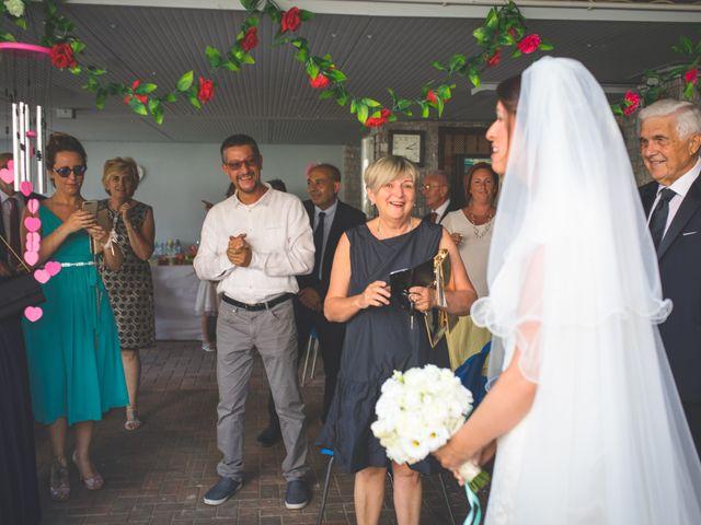 Il matrimonio di Fabio e Beatrice a Novara, Novara 11