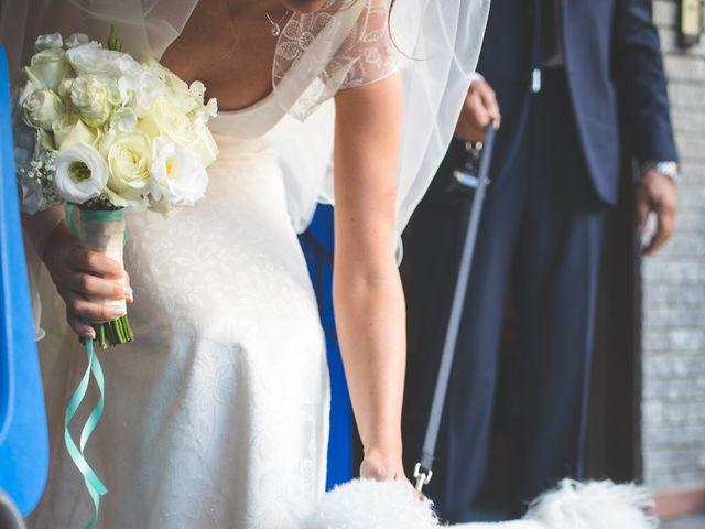 Il matrimonio di Fabio e Beatrice a Novara, Novara 12