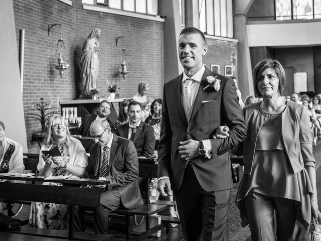 Il matrimonio di Fabio e Beatrice a Novara, Novara 16