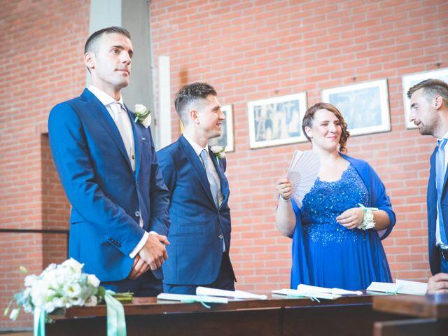 Il matrimonio di Fabio e Beatrice a Novara, Novara 19