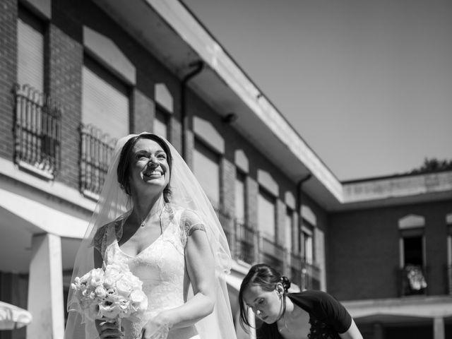 Il matrimonio di Fabio e Beatrice a Novara, Novara 22