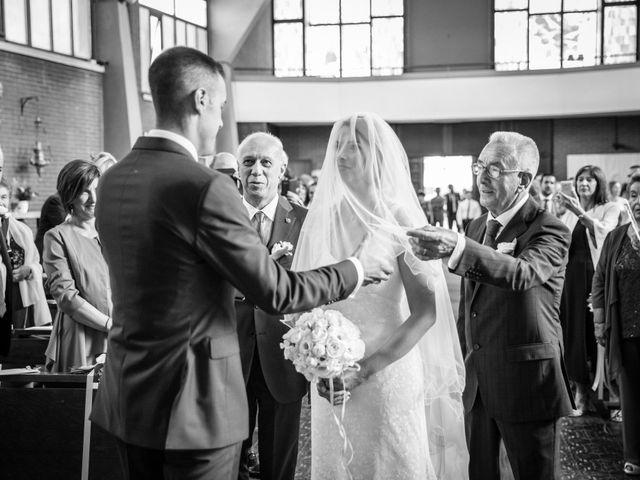 Il matrimonio di Fabio e Beatrice a Novara, Novara 27