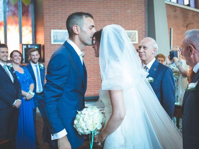 Il matrimonio di Fabio e Beatrice a Novara, Novara 28