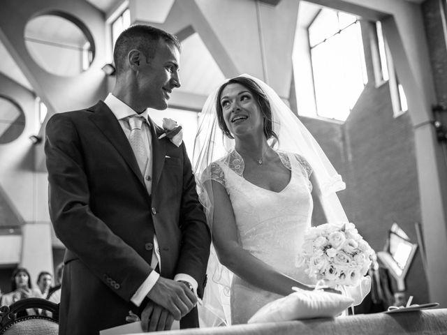 Il matrimonio di Fabio e Beatrice a Novara, Novara 29