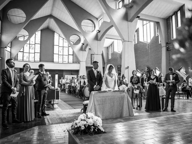 Il matrimonio di Fabio e Beatrice a Novara, Novara 30