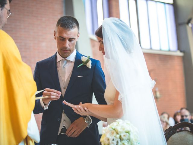 Il matrimonio di Fabio e Beatrice a Novara, Novara 31