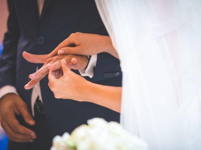 Il matrimonio di Fabio e Beatrice a Novara, Novara 33
