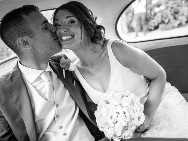 Il matrimonio di Fabio e Beatrice a Novara, Novara 38