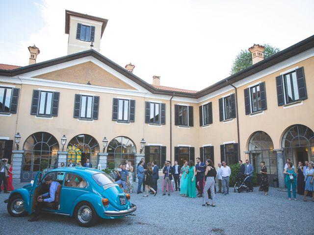 Il matrimonio di Fabio e Beatrice a Novara, Novara 39