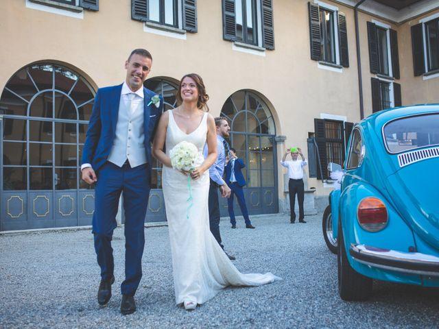 Il matrimonio di Fabio e Beatrice a Novara, Novara 40