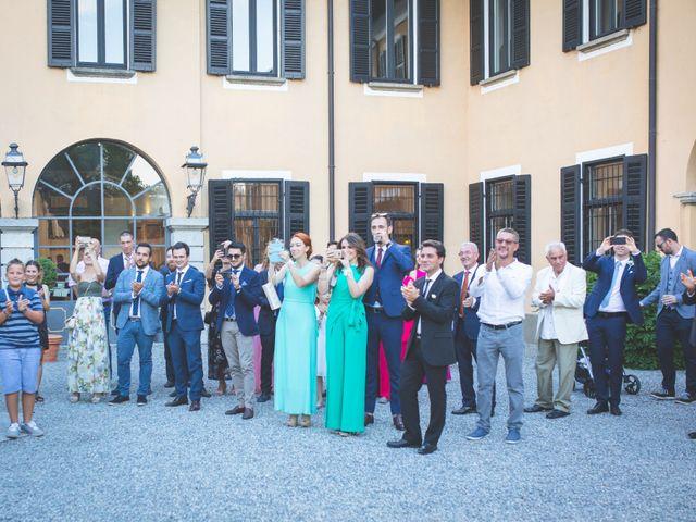 Il matrimonio di Fabio e Beatrice a Novara, Novara 41