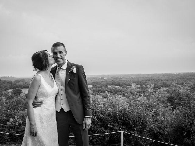 Il matrimonio di Fabio e Beatrice a Novara, Novara 44