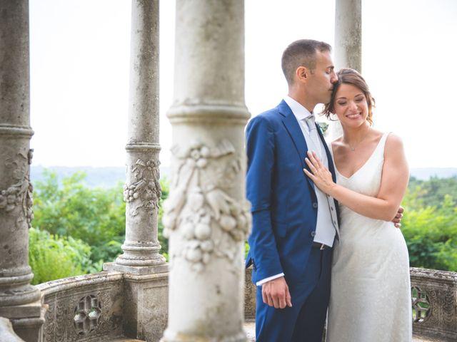 Il matrimonio di Fabio e Beatrice a Novara, Novara 46