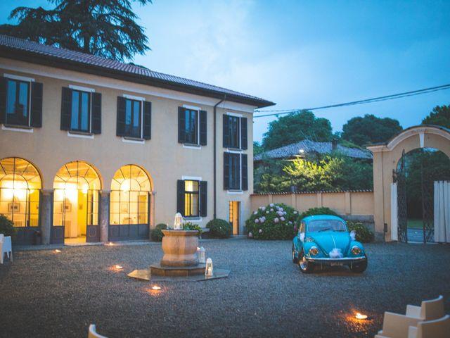 Il matrimonio di Fabio e Beatrice a Novara, Novara 47