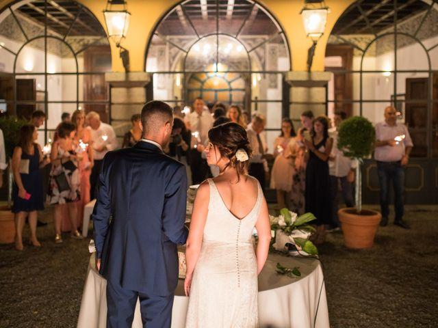 Il matrimonio di Fabio e Beatrice a Novara, Novara 54