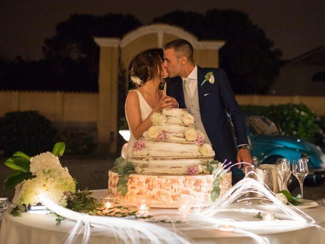 Il matrimonio di Fabio e Beatrice a Novara, Novara 55