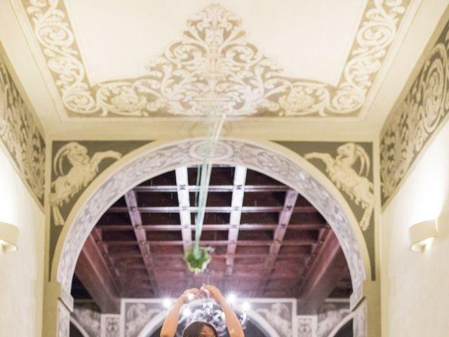 Il matrimonio di Fabio e Beatrice a Novara, Novara 56