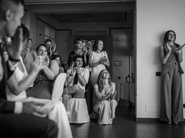 Il matrimonio di Fabio e Beatrice a Novara, Novara 57