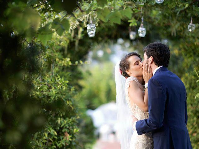 Le nozze di Alexandra e Moreno