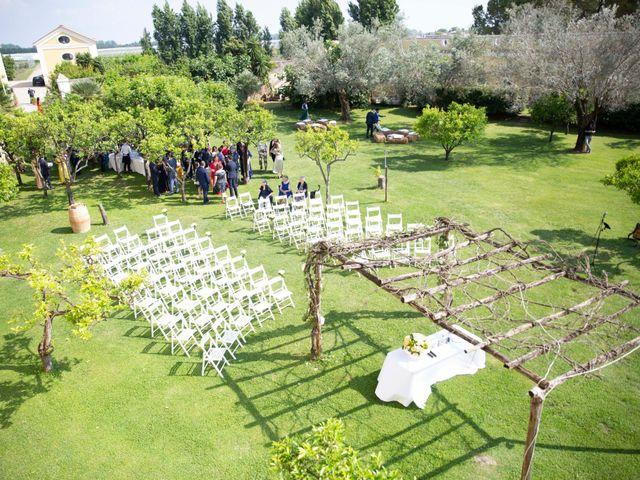 Il matrimonio di Michele e Valeria a Battipaglia, Salerno 4