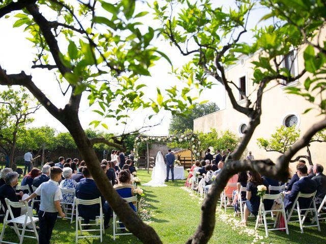 Il matrimonio di Michele e Valeria a Battipaglia, Salerno 1