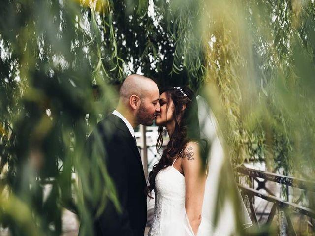 Le nozze di Martina e Fabrizio