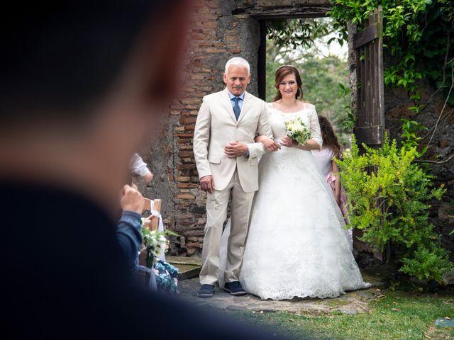 Il matrimonio di Graziano e Laura a Roma, Roma 1