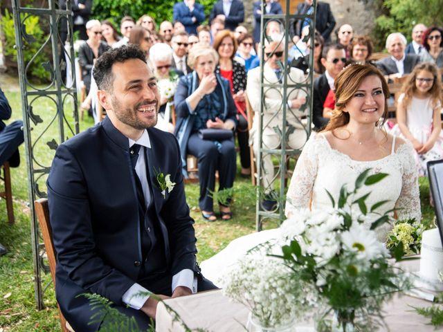 Il matrimonio di Graziano e Laura a Roma, Roma 21