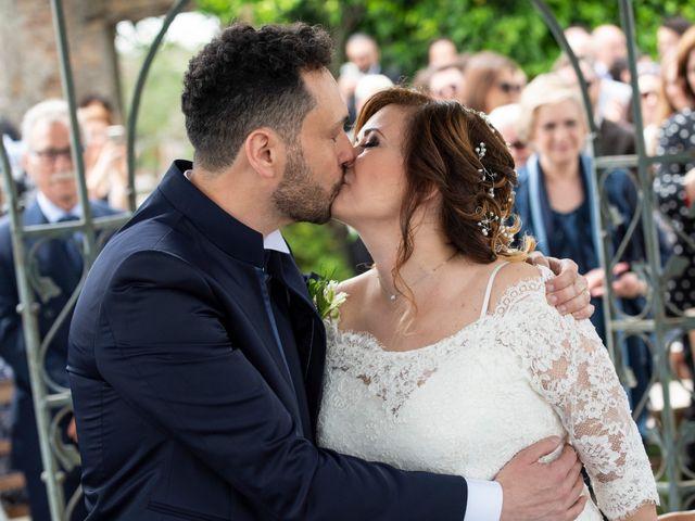 Il matrimonio di Graziano e Laura a Roma, Roma 25