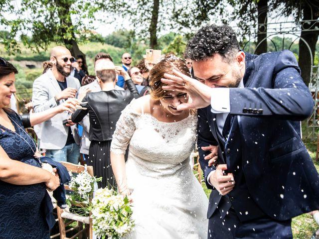 Il matrimonio di Graziano e Laura a Roma, Roma 2