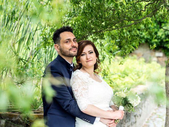 Le nozze di Laura e Graziano