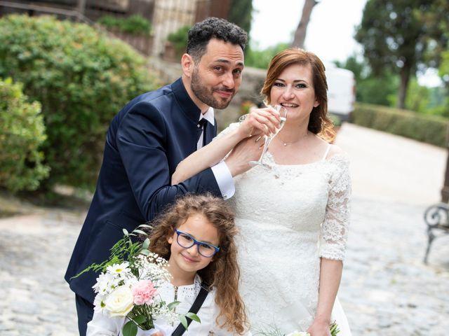 Il matrimonio di Graziano e Laura a Roma, Roma 34