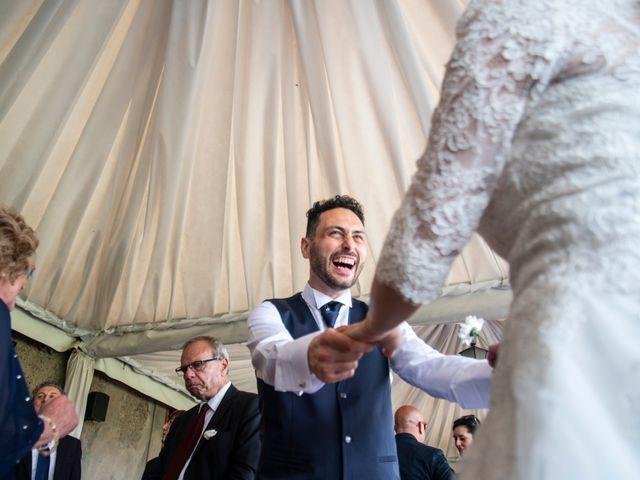 Il matrimonio di Graziano e Laura a Roma, Roma 42